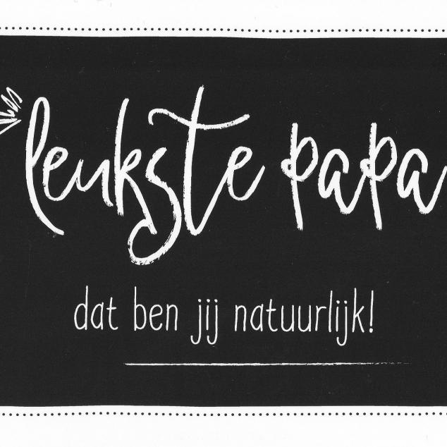 Postcard Papa.