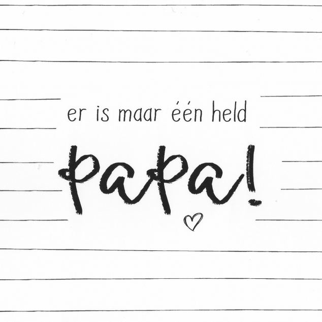 Postcard Papa