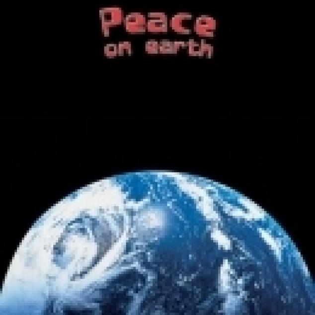 Ansichtkaart Peace on Earth.