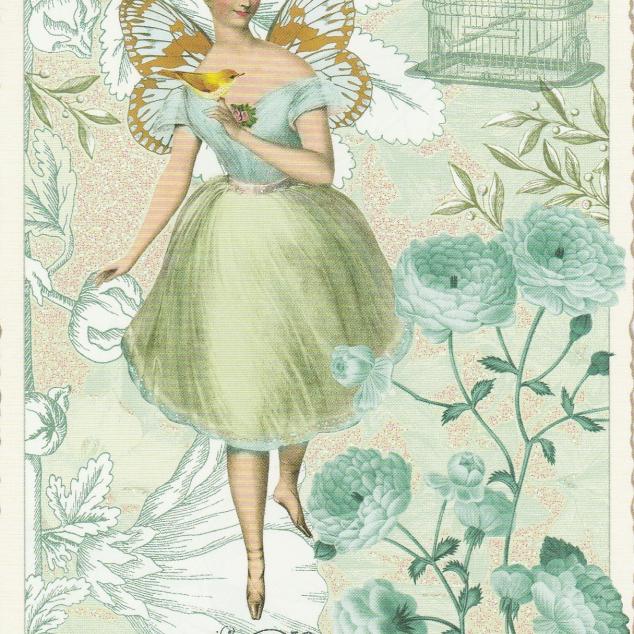 Ansichtkaart Adriana.