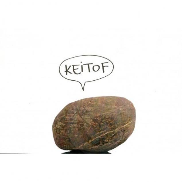 Ansichtkaart KeiTof.