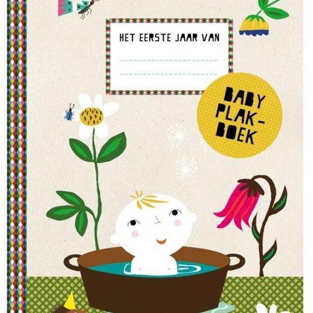 Plakboek Het Eerste Jaar van......