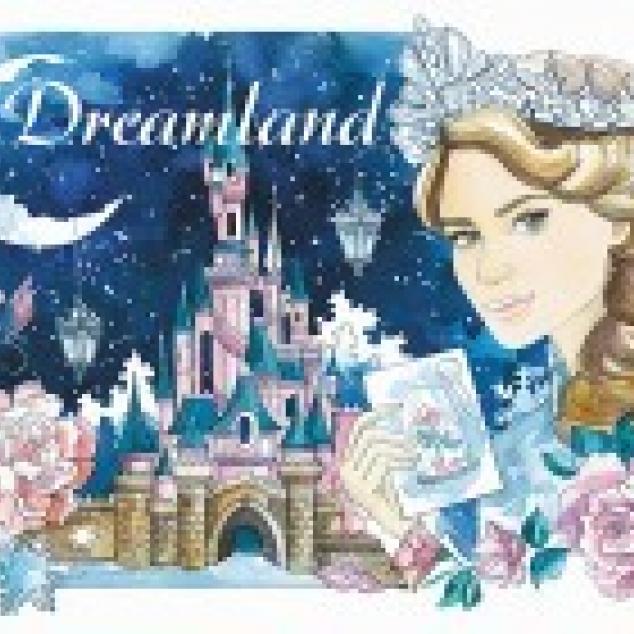 Ansichtkaart Dreamland.