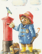 Postcard Paddington Post